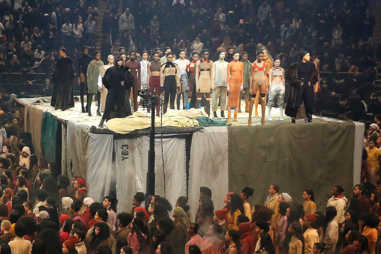 Kanye West Issued One Outrageous Set Of Rules To His Yeezy Season 3 Models