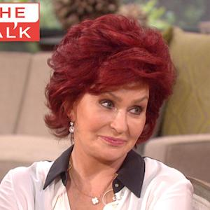 The Talk - Sharon Osbourne on Prince Harry Engagement Rumors