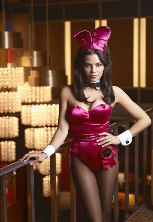 "Jenna Dewan stars as Janie in ""The Playboy Club."""