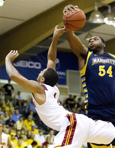 Marquette tops USC 72-64 in Maui; Wilson has 19
