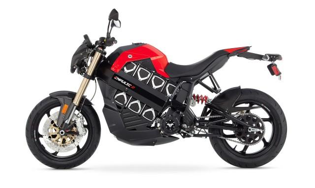 Polaris Acquires Brammo's Electric Motorcycle Business