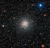 The globular star cluster NGC 6362 was photographed by the European Southern Observatory, reavealing tens of thousands of stars, some of which appear deceptively young.