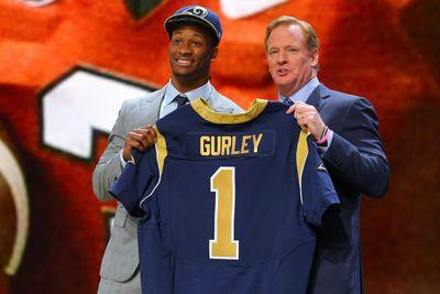 2015 NFL Draft results by position: Running backs finally go in the 1st round