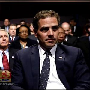 VP Joe Biden's Youngest Son Discharged From Navy After Drug Test