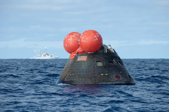 What NASA Learned from Orion Space Capsule's 1st Test Flight