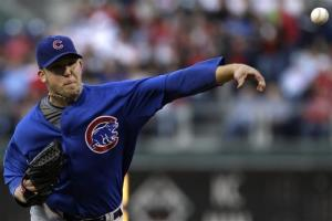 Maholm, Castro lead Cubs to 5-1 win over Phillies