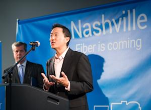 Kevin Lo, the general manager of Google's fiber-optic…