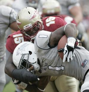 Florida State lineman Edwards poised to dominate