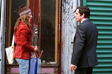 Jennifer Aniston and Ben Stiller in Universal's Along Came Polly