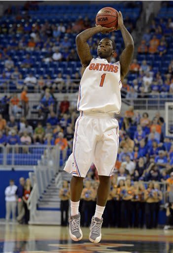 Boynton leads No. 10 Florida over Alabama State