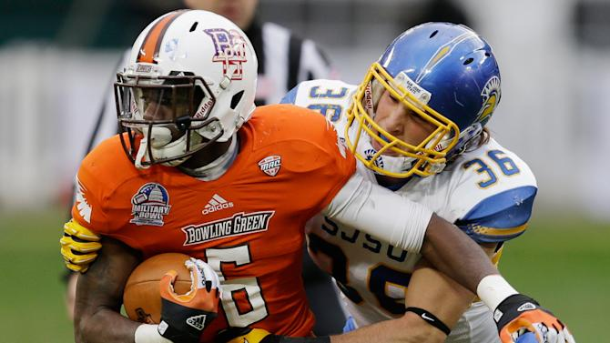 Military Bowl Presented by Northrop Grumman Bowl - San Jose State v Bowling Green