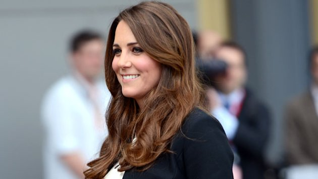 What's Kate Been Buying for Baby? (ABC News)