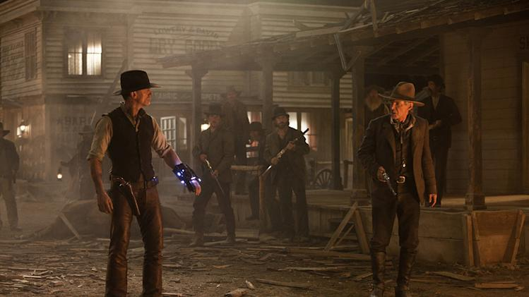 Cowboys and Aliens 2011 Universal Pictures Daniel Craig Harrison Ford