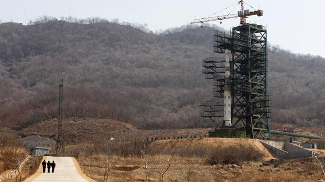 NKorea Vows to Launch Rocket Again