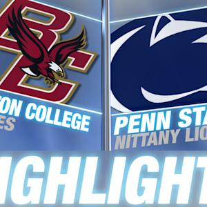 Boston College vs Penn State | 2014 ACC Football Highlights