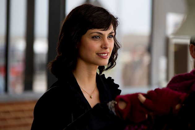 "Morena Baccarin stars as Jessica Brody in ""Homeland."""