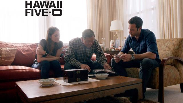 Hawaii Five-0 - Family Heirloom