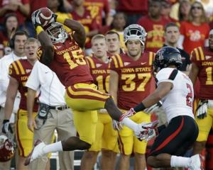 Texas Tech beats Iowa State 24-13