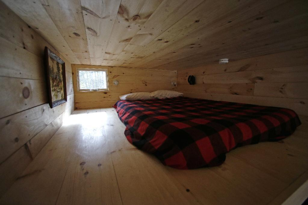 Think you want a tiny house? Businesses offer a tryout first