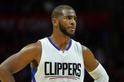 Chris Paul leaves Clippers-Blazers game with rib muscle strain