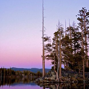 California's Desolation Wilderness