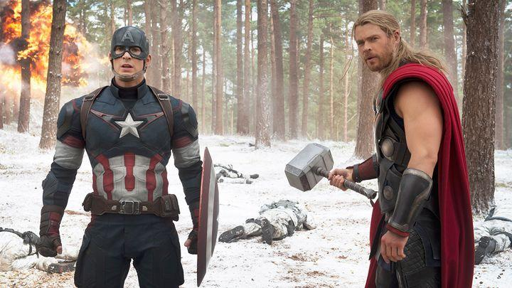 Avengers: Age of Ultron hauls in $191.3M for second-highest debut of all time