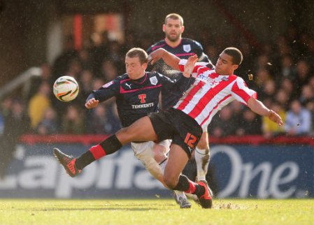 Soccer - npower Football League One - Brentford v Preston North End - Griffin Park