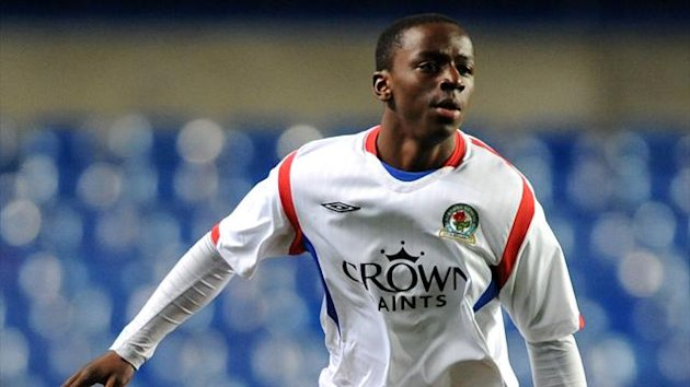Micah Evans, Blackburn Rovers
