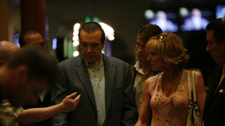 Chazz Palminteri Christine Lahti Yonkers Joe Production Stills Magnolia 2009