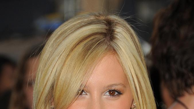 Fame LA premiere 2009 Ashley Tisdale