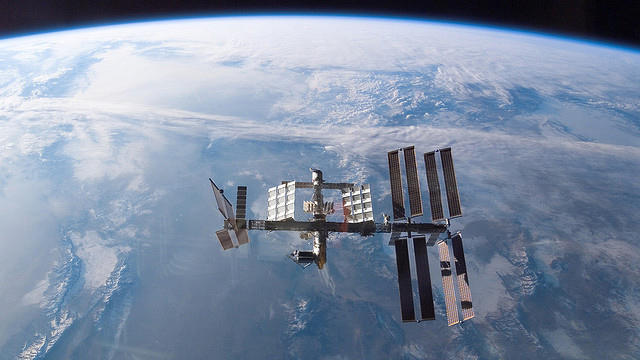 Want to Run Code on the ISS? There's a Competition For That