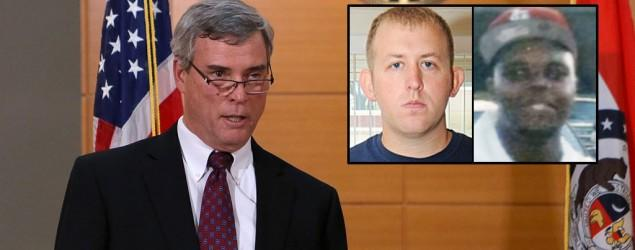 Prosecutor: Some Ferguson witnesses clearly lied