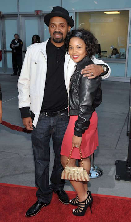 Next Day Air LA Premiere 2009 Mike Epps