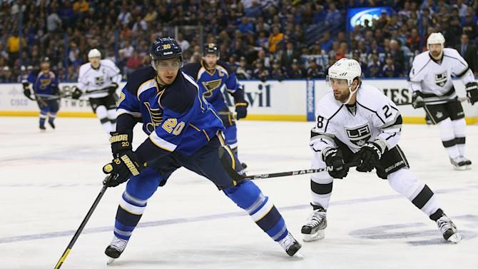 Los Angeles Kings v St. Louis Blues - Game Two