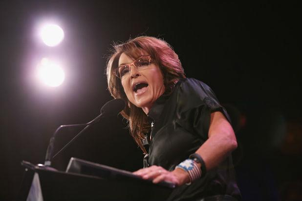 Sarah Palin Rips ESPN for Curt Schilling Suspension: 'Intolerant PC Police Are Running Amok'