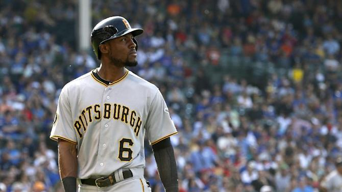 Marte rejoins Pirates after missing 2 games