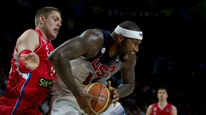 Jerry Colangelo rightfully praises DeMarcus Cousins for his con…