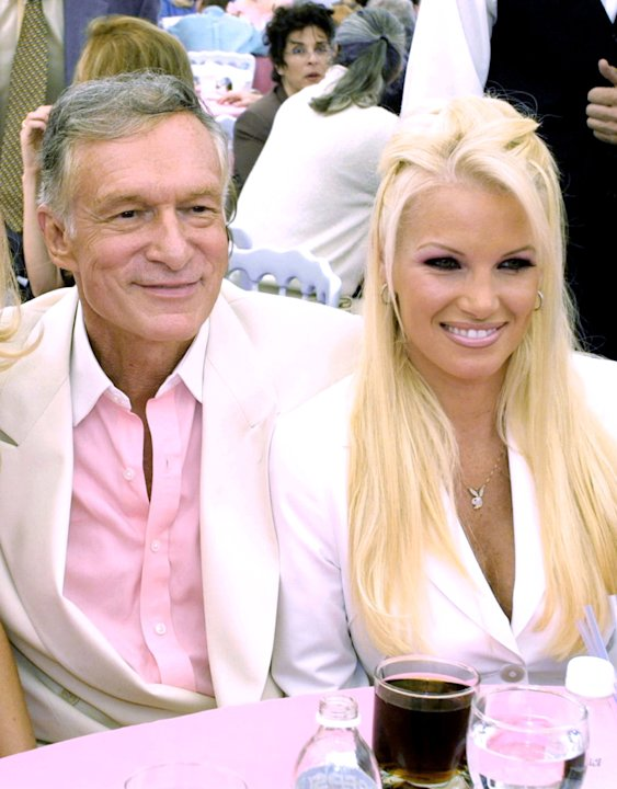 Hugh Hefner, Tina Jordan