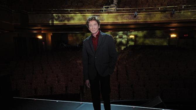 """""""Manilow On Broadway"""" Press Conference"""