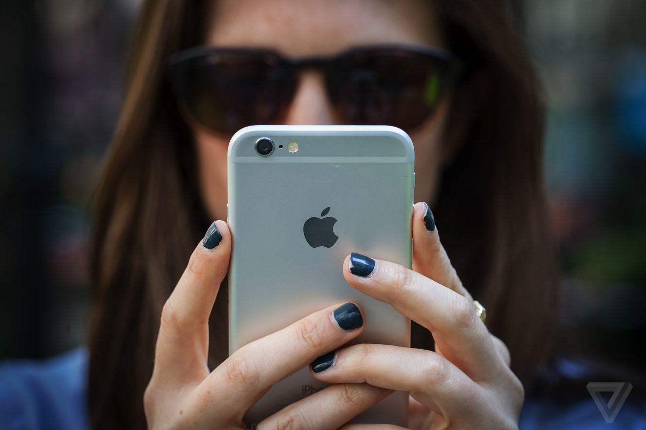 The iPhone 6S is the most water-resistant iPhone to date