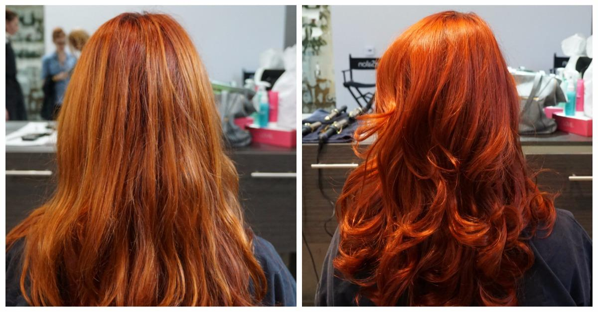 Forget Boxed Hair Color and Try This