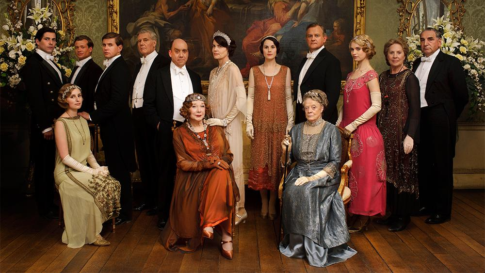 'Downton Abbey' Ending? Exec Producer Responds to Reports