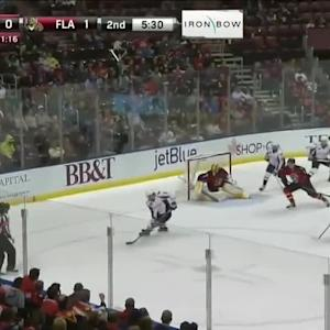 Washington Capitals at Florida Panthers - 12/16/2014