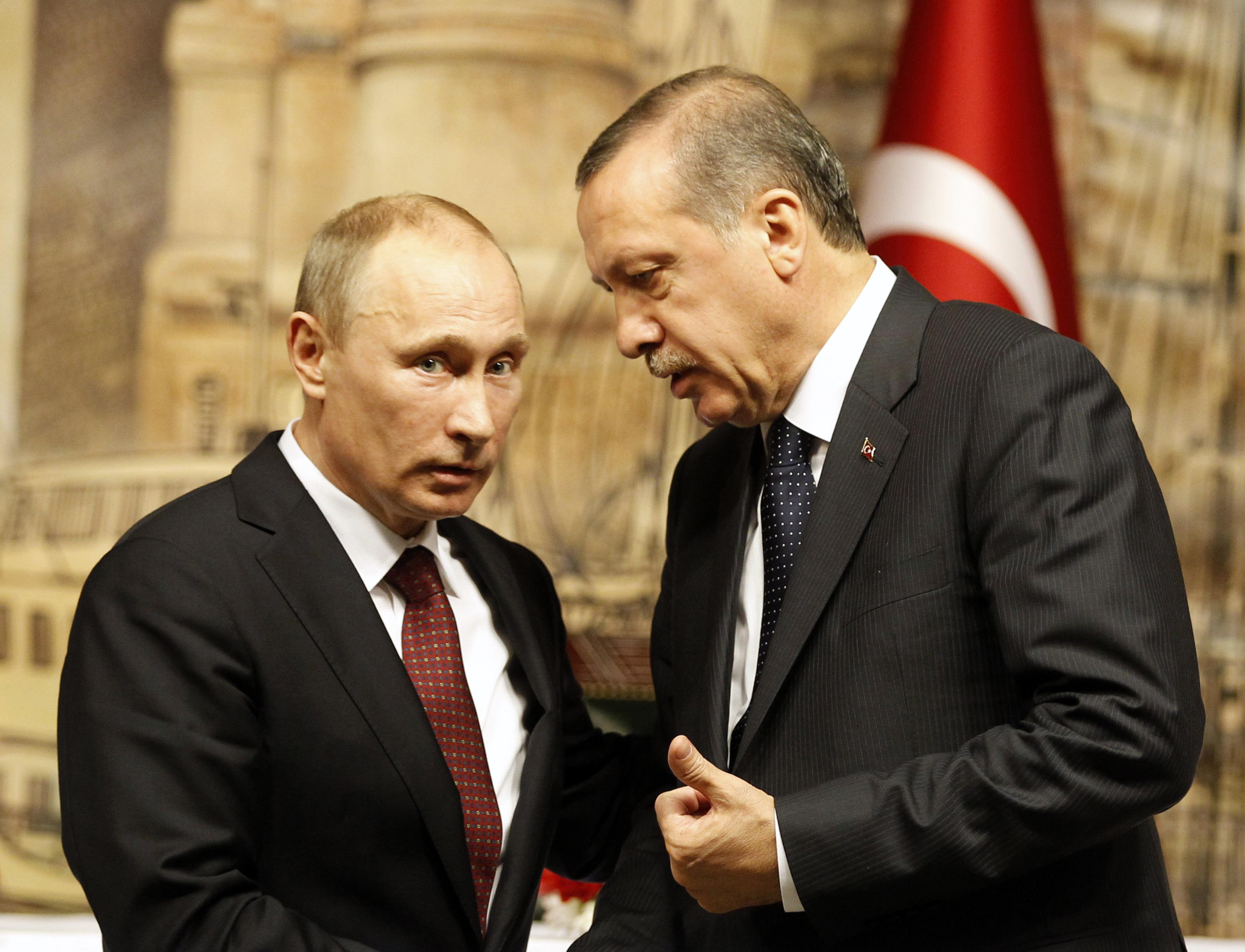 Erdogan has a trump card against Putin that would transform the Syrian war