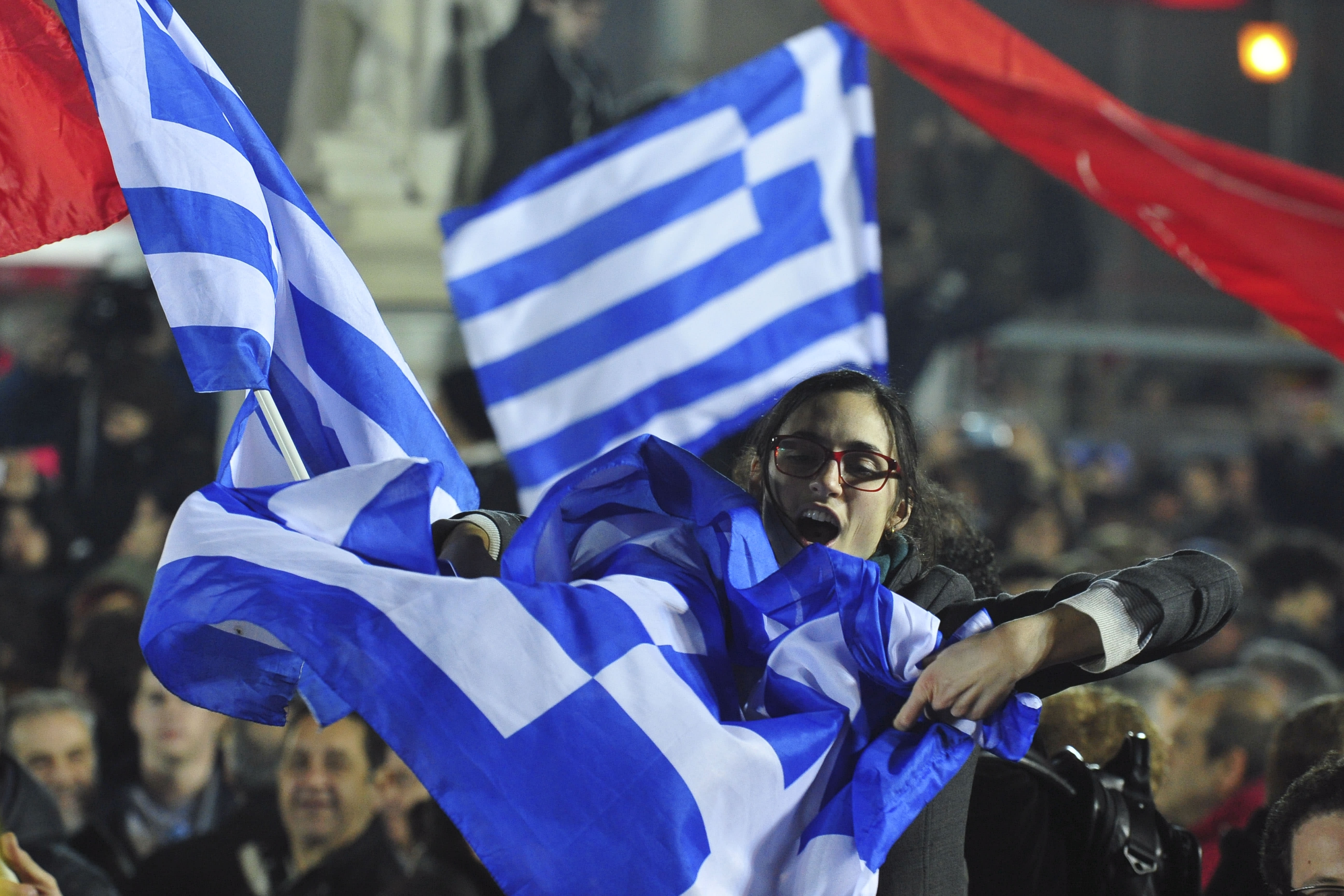 Eurozone looks for dialogue after stunning Greece elections
