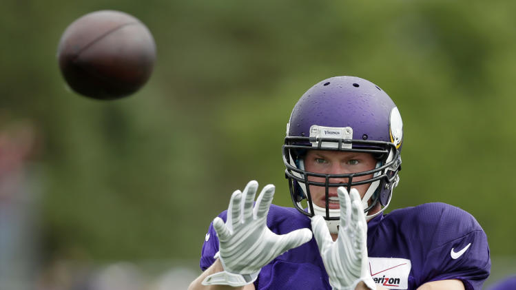 Vikings give Kyle Rudolph 5-year extension