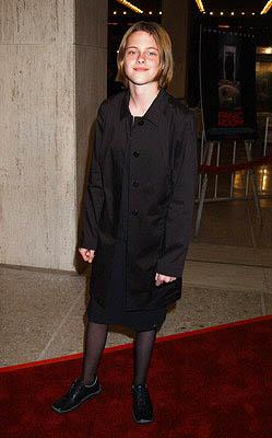 Kristen Stewart at the LA premiere of Columbia's Panic Room
