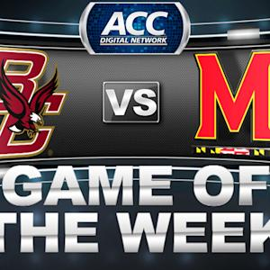 Boston College vs Maryland | Game of the Week