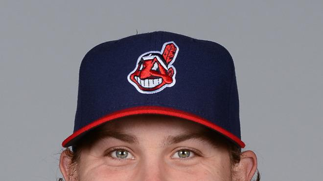 Josh Tomlin Baseball Headshot Photo