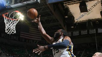 Jefferson's 40 lift Jazz over Wolves, 107-100